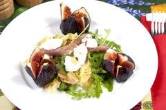 Салат смоквы Стоковые Фото