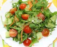 Салат сделанный овощей Стоковые Изображения RF