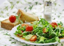 Салат сделанный овощей Стоковые Изображения