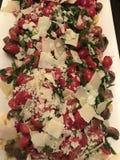 Салат томата и сыра Стоковое Фото