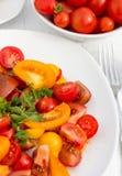 Салат томата Стоковая Фотография