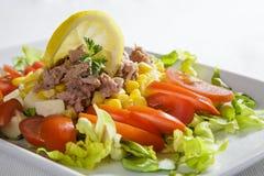 Салат тунца Стоковое Изображение