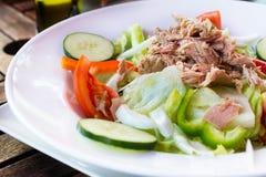 Салат тунца. Стоковое Изображение RF
