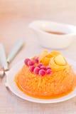 Салат тыквы Стоковое Изображение RF