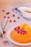 Салат тыквы Стоковые Изображения RF
