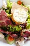 Салат француза Rocamadour Стоковое Изображение RF
