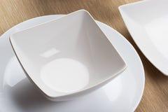 салат шара пустой Стоковая Фотография RF