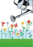 сад внимательности Стоковые Фотографии RF