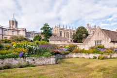 Сад военного мемориала, Оксфорд Стоковая Фотография