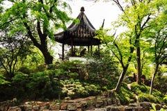 Сад в Сучжоу Стоковые Изображения