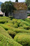 Сад в Франции стоковое изображение