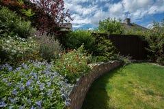 Сад лета Стоковое Изображение RF