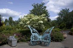 Сад детей в саде Орегона Стоковое Изображение