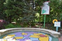 Сад детей Camden в Нью-Джерси Стоковая Фотография RF