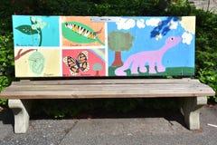 Сад детей Camden в Нью-Джерси Стоковые Изображения RF