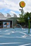 Сад детей Camden в Нью-Джерси Стоковое Фото