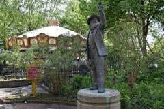 Сад детей Camden в Нью-Джерси Стоковое фото RF