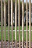 сад загородки Стоковое Изображение