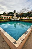 Сад Итальянского Возрождения Стоковые Изображения