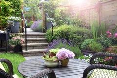 сад малый Стоковые Фото