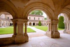 Сад монастыря Стоковое Изображение