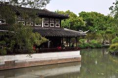 Сад на Сучжоу Стоковые Фотографии RF