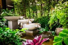сад немногая Стоковая Фотография