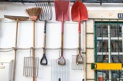 садовничая старые инструменты Стоковое Фото