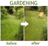 Садоводство стоковое изображение rf