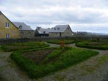 17 садов столетия Стоковое Фото