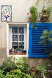 Сад окна Стоковая Фотография