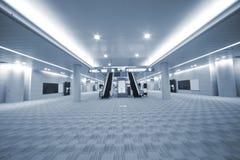 Салон авиапорта Шанхая Стоковое фото RF
