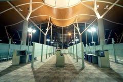 Салон авиапорта Шанхая Стоковые Изображения RF