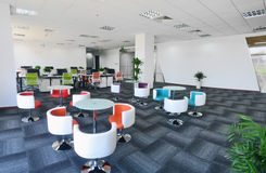 Салон офиса Стоковая Фотография RF