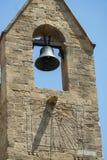 Салон-de-Провансаль (Франция): историческая церковь стоковое фото rf