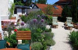сад ослабляет Стоковые Фотографии RF
