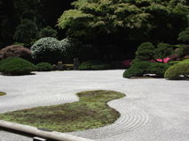 Сад песка Стоковые Изображения RF