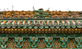 Сад-дракон Wall004 императора Стоковое фото RF