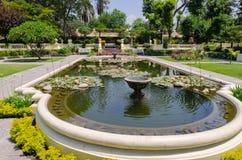 Сад сновидений kathmandu стоковые изображения