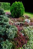 сад среднеземноморской Стоковое фото RF