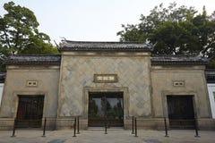 Сад Сучжоу Zhuozhengyuan, Китай Стоковые Изображения RF