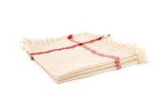 Салфетки ткани Стоковые Фотографии RF
