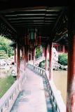 Сад Шанхая священный Стоковое Изображение RF