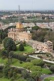 Сады Ватикана стоковое фото