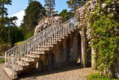 Сады замка Armadale стоковое фото
