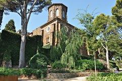 Сады и замок roig крышки Стоковые Фото