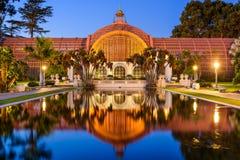 Сады Сан-Диего ботанические стоковое изображение rf