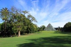 Сады Сиднея ботанические стоковые фотографии rf