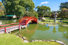 Сады японца Буэноса-Айрес Стоковая Фотография RF