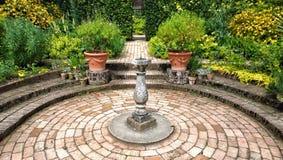 сады Стоковая Фотография